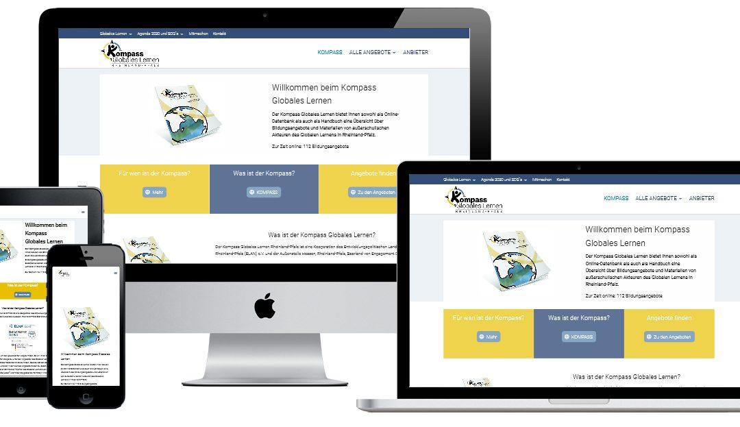 Online Datenbank über Bildungsangebote des Landes Rheinland-Pfalz
