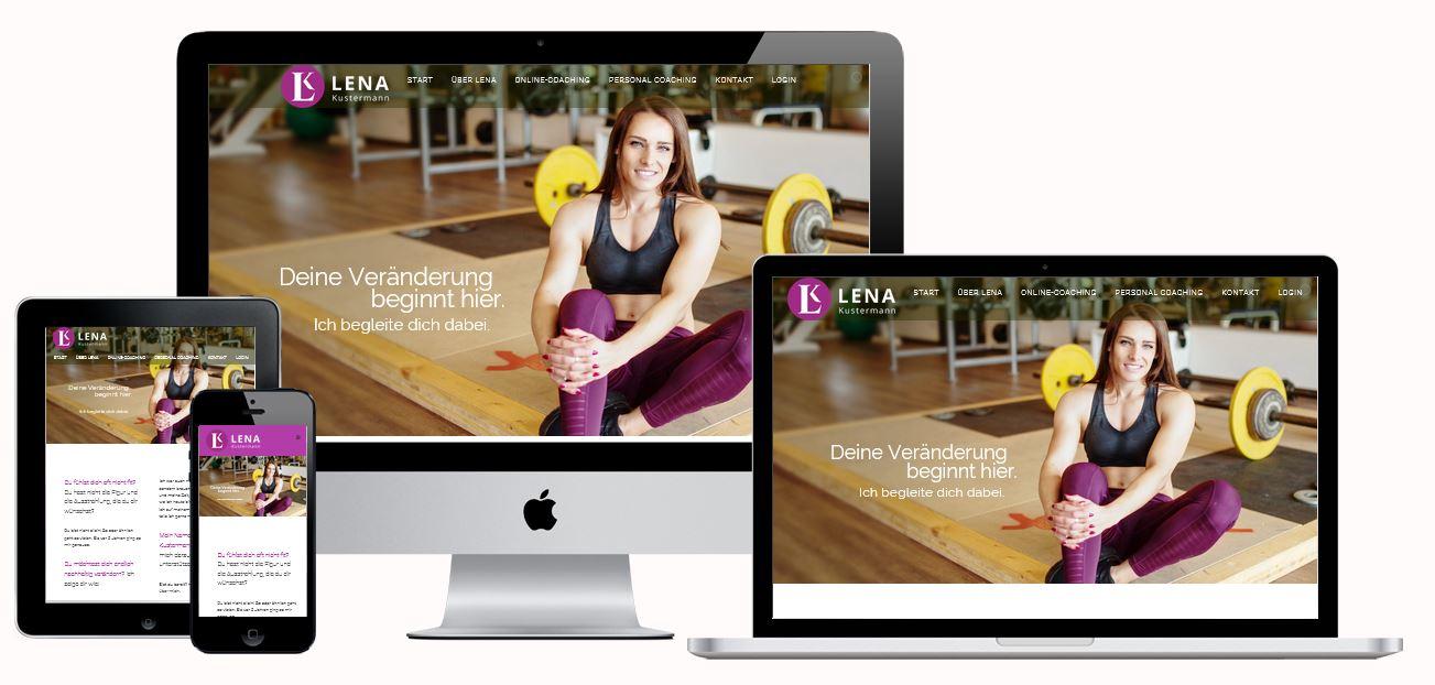 Website mit Video Online-Kurs hinter Bezahlschranke/Paywall
