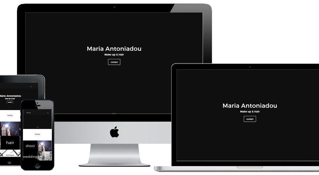 Maria Antoniadou Make up & Hair